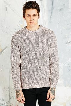 Shop Shore Leave Twist Slub Sweater in Red at Urban Outfitters today. We carry all the latest styles, colours and brands for you to choose from right here. Urban Outfitters, Sale Of The Day, Jumper, Men Sweater, Latest Fashion, Mens Fashion, Nautical Design, Male Models, Turtle Neck