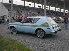 1977 Amc Gremlin I had a purple one! Amc Gremlin, Hudson Car, Jeep Models, American Motors, Gremlins, Retro Cars, Dream Cars, Classic Cars, Automobile