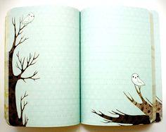 Clear Skies Eco Journal by Susie Ghahremani / shop.boygirlparty.com