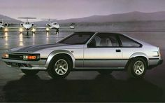 Celica Supra -  My first sports car
