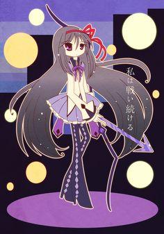 Homura - Mahou Shoujo Puella Magi Madoka Magica