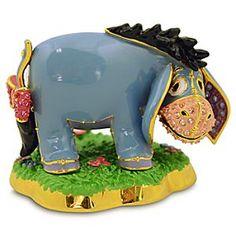 Eeyore Jeweled Figurine by Arribas Brothers - 1313990