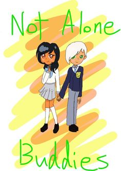 Me and my friend who watches aphmau became not alone buddies