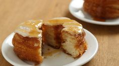 Salted Caramel Cronuts Recipe.  Croissant + Donut = CRONUT