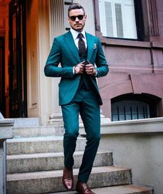 """222 Likes, 4 Comments - Mens Fashion & Suits (@suitsharks) on Instagram: """" @aleksmusika"""""""
