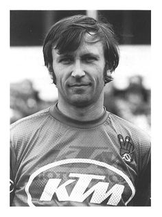 1974: Gennady Moiseev secures the first world championship for KTM