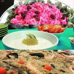 Hoy cena con @cook_chef_sanchez