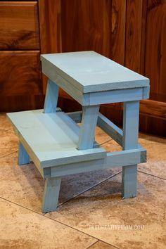 & DIY Kitchen Step Stool | Wood scraps Stools and Scrap islam-shia.org
