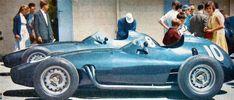 1958 BRM P25
