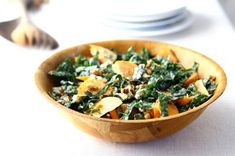 Kale and Persimmon Salad Recipe on Food52, a recipe on Food52