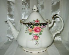 Royal Albert Concerto Large Teapot | eBay