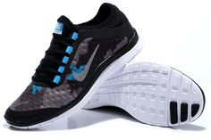 d4a5388c62c5b Nike Free 3.0 V7 Mens Light Blue Low Black Silver Grey Nike Shoes Cheap