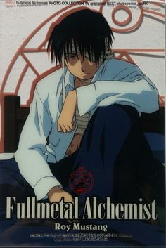 Fullmetal Alchemist and the Broken Angel Dark Anime Guys, Old Anime, Manga Anime, Anime Art, Vocaloid, 鋼の錬金術師 Fullmetal Alchemist, Alphonse Elric, Roy Mustang, Edward Elric