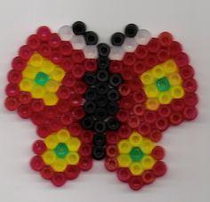 Schmetterling Bügelperlen/ Butterfly  perler beads