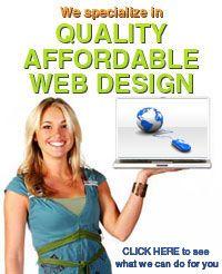 Affordable Web Site Design!