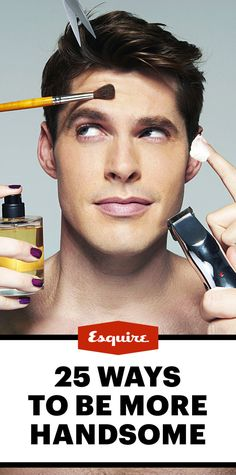 Easy things you can do to look better. #Grooming