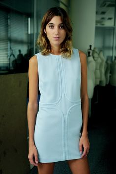 Coperni Femme Spring 2015 Ready-to-Wear - Collection - Gallery - Look 1 - Style.com
