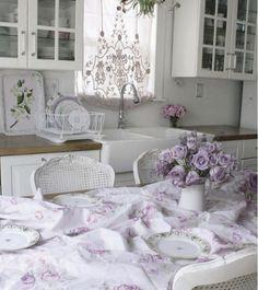 Cool Shabby Chic Style Romantic Home Decor, Cheap but Stylish ~ Art Home Design Ideas