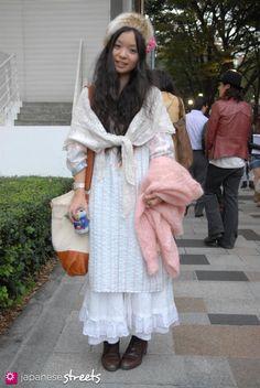 Magazine on Japanese street fashion, runway fashion and street culture. Japan Street, Mori Girl Fashion, La Girl, Street Culture, Japanese Street Fashion, Runway Fashion, Ideias Fashion, Fashion Dresses, Tulle