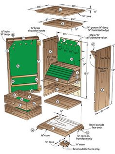 WOODWORKING PLANS+JEWLRY BOX - Bing Images