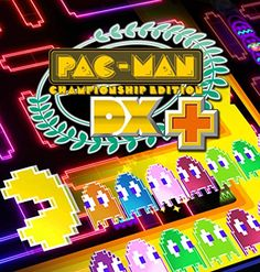 Bandai Namco PAC-MAN Championship Edition DX Plus : PAC-MAN. Price: $9.95