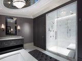 Master Bathroom - contemporary - bathroom - chicago - by Michael Abrams Limited