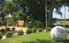 The Sculpture Garden at Architectural Plants Pulborough