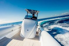 Scorpion still the only choice for Sir Ben - Scorpion RIBs #boat