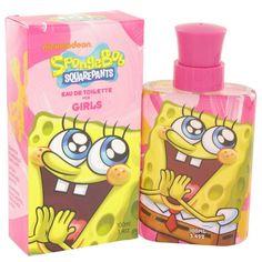 Spongebob Squarepants By Nickelodeon Eau De Toilette Spray 3.4 Oz #Nickelodeon…