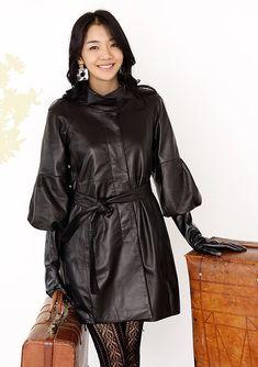 Long Gloves, Teacher Style, Leather Gloves, Fitness Fashion, Fit Women, Girls, Raincoat, Shirt Dress, Female