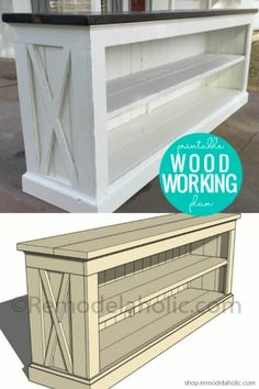 Porch Furniture, Farmhouse Furniture, Farmhouse Decor, Diy Furniture Plans Wood Projects, Building Furniture, Furniture Ideas, Farmhouse Ideas, Furniture Making, Diy Key Projects