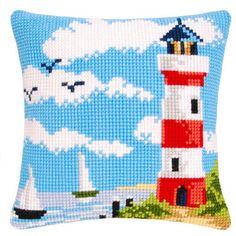 Cross Stitch Cushion Kits