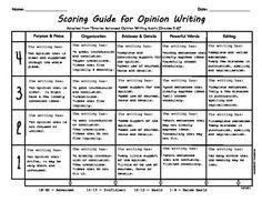 User Friendly Opinion Writing Rubric Paragraph Writing, Persuasive Writing, Teaching Writing, Essay Writing, Writing Rubrics, Opinion Essay, Opinion Writing, Writing Resources, Writing Activities