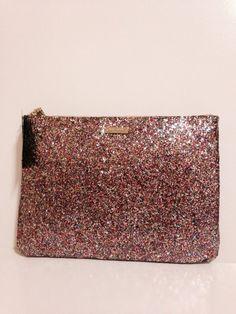 Kate Spade sparkler gia pouch bag   #katespade #Clutch