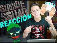 ¡Reacción al NUEVO Trailer de SUICIDE SQUAD! / Andrés Navy - YouTube