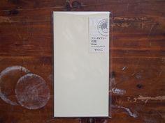 Midori 017 Monthly Planner - Regular Size