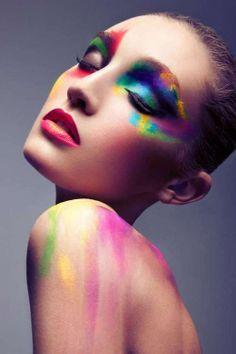 High Fashion Makeup | The Best High Fashion Makeup « Read Less