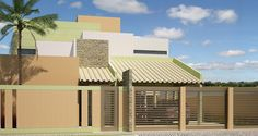 muros de casas modernas15