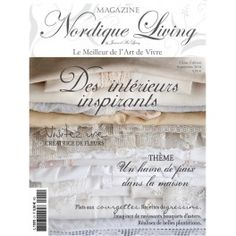 Magazine Nordique Living septembre 2014