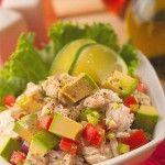 Avocado Codfish Salad | Avocados from Mexico