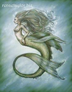 New+mermaid+by+AvantFae.deviantart.com+on+@DeviantArt