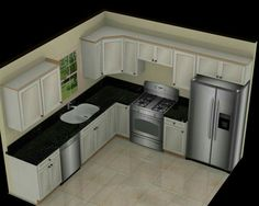 L Shaped Kitchen Layout With Island. This best photo selections about L Shaped Kitchen Layout With Island is available to save. We obtain this best image from Kitchen Island Designs With Seating, Kitchen Layouts With Island, Kitchen Island With Seating, Modern Kitchen Design, Interior Design Kitchen, Modern Design, Island Kitchen, Kitchen Layout L Shaped, Modern Decor