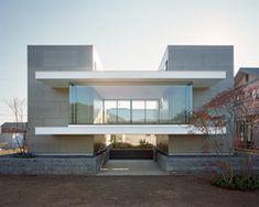 'outotunoie house' by mA-style architects, fujieda-city, shuzuoka, japan
