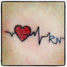 Résultat d'images pour Nursing Symbol Tattoos