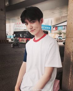 ulzzang, boy, and baekhyun image