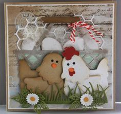 Farm Theme, Christmas Stockings, Christmas Ornaments, Marianne Design, Stamp Making, Pop Up Cards, Punch Art, Kids Cards, Paper Piecing