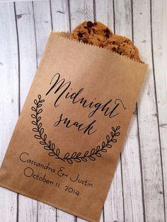 Wedding Candy Bags Candy Buffet Bags Favor Bags by DetailsonDemand