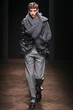 Salvatore Ferragamo Fall 2015 Menswear Fashion Show