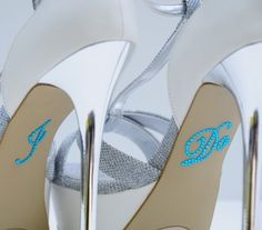 Wedding Rhinestone I Do Shoe Applique Stickers - Blue Unik Occasions http://www.amazon.com/dp/B008BVEMJK/ref=cm_sw_r_pi_dp_4jO0ub0RB0A7K