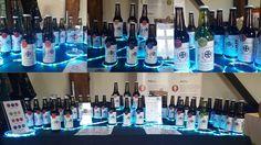 Todo listo en Barrio Lastarria, 11 variedades para degustar. #Ayelenko todo el año aportando a la cultura cervecera.